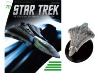 Star Trek The Official Starships Collection #70 Voth City Ship